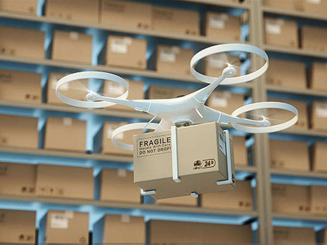 The new drone can squeeze itself to pass through gaps and then go back to its previous shape, all the while continuing to fly, researchers said. (Representative Image)