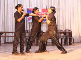 Kangazha women strike a blow for safety