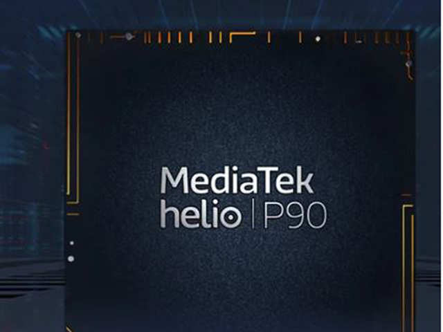 MediaTek Helio P90 launched, supports deep-learning facial detection