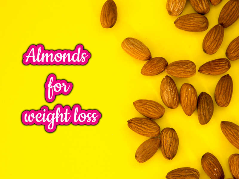 Here's how you can lose weight with almonds!