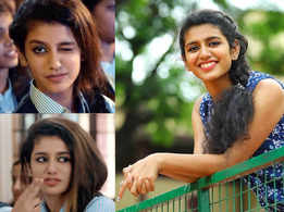 Priya Prakash Varrier : I know I still have to do a lot more to be a  successful actress
