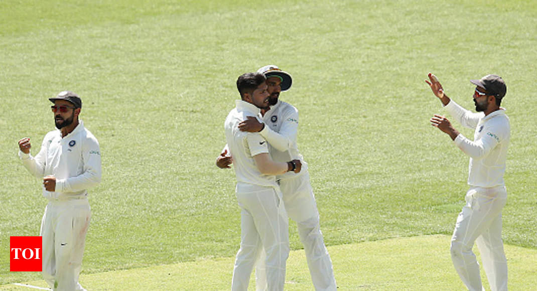Perth Test: India bounce back but Australia still on top