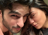 Picture: Sushmita Sen's selfie with rumoured boyfriend Rohman Shawl is outright adorable