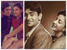 Did you know that Rishi Kapoor-Dimple Kapadia's this scene in 'Bobby' was real life scene of Raj Kapoor and Nargis?