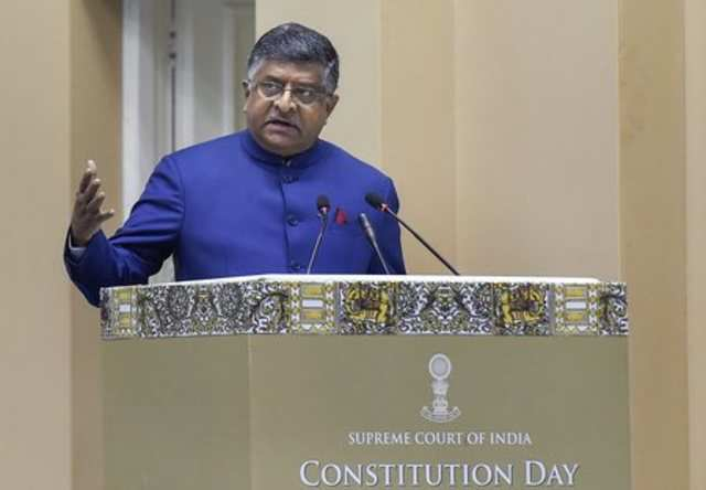 National electronics policy almost finalised: Ravi Shankar Prasad