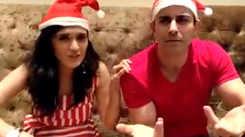 Actor Gautam Rode and his wife Pankhuri turn Santa for orphaned kids