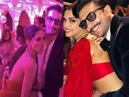 Watch: Ranveer Singh and Deepika Padukone dance the night away at Dinesh Vijan's wedding reception