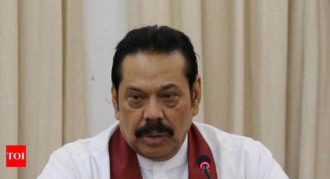 Mahinda Rajapaksa resigns as Sri Lanka's PM, Wickremesinghe to be reinstated