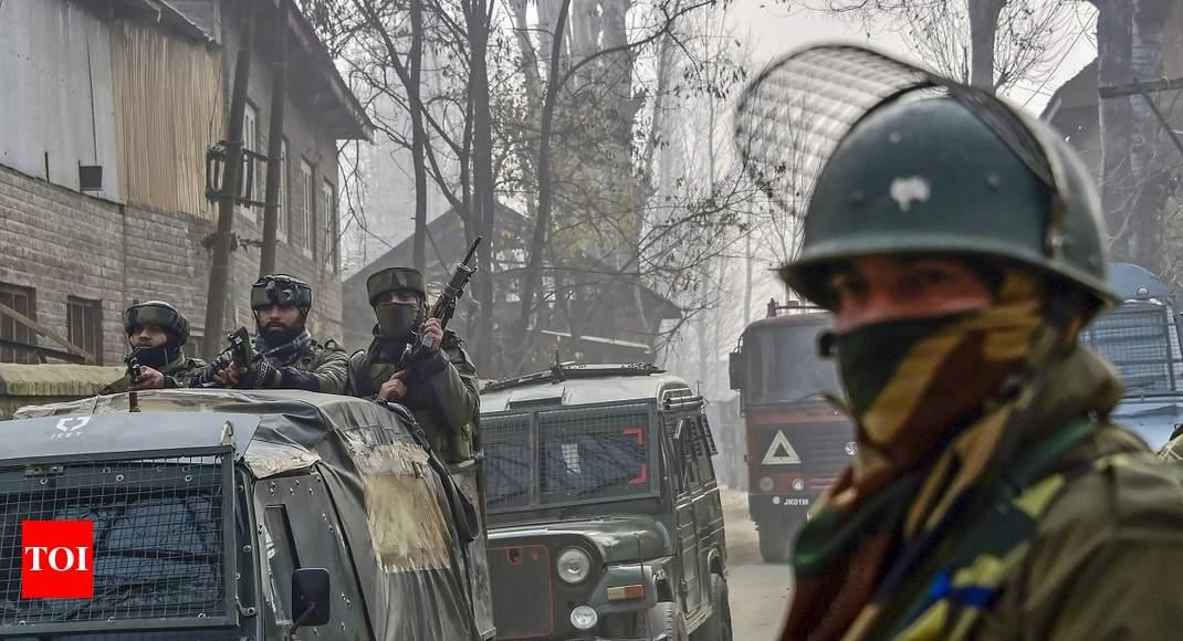 3 terrorists, 1 soldier, 7 civilians killed in encounter in J&K's Pulwama -