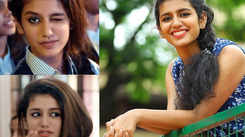Priya Prakash Varrier: I know I still have to do a lot more to be a successful actress