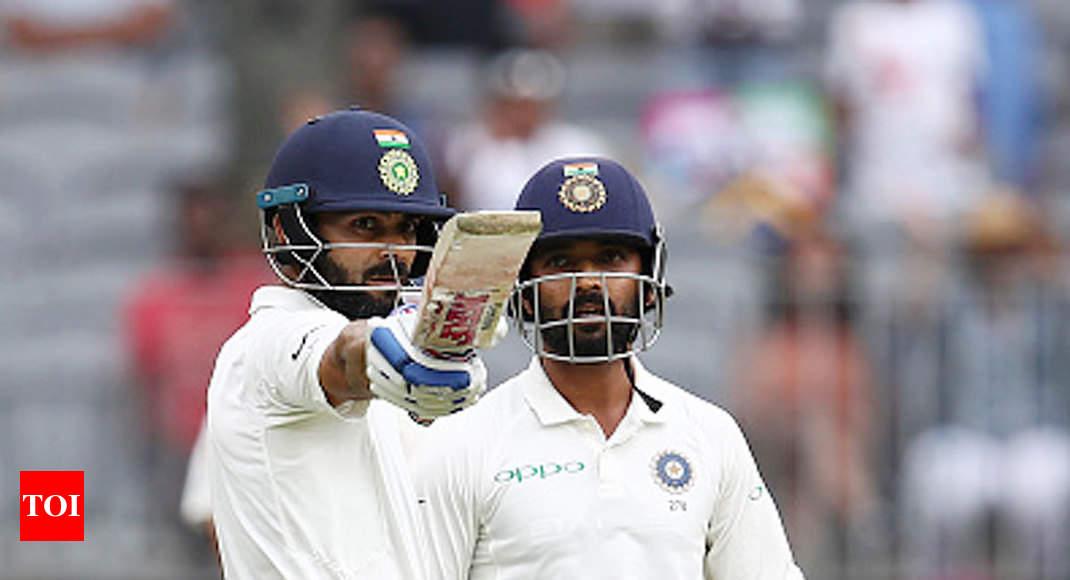 India vs Australia Live Score, 2nd Test Day 2: India 172/3 at stumps