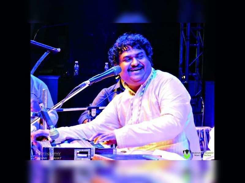 Osman Mir live in concert tomorrow at Shreyas Foundation   Gujarati Movie  News - Times of India