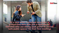 Why Delhi right-swipes Metro stations for first dates?