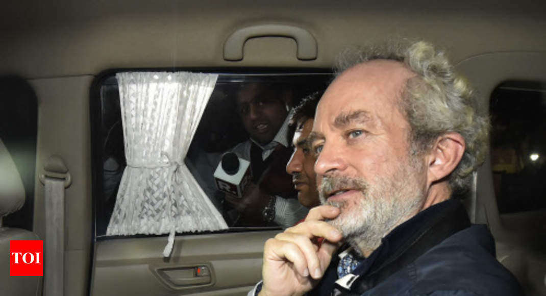 Agusta internal audit found end use of Rs 276 cr spent by Christian Michel 'dubious' - Times of India