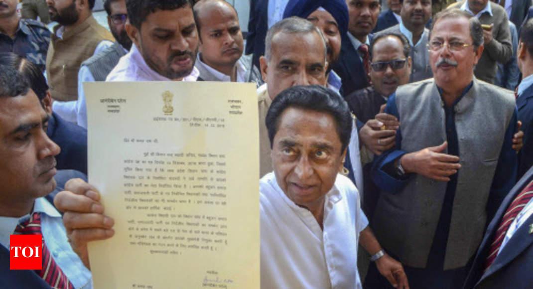 Farm loan waiver a necessity: Kamal Nath