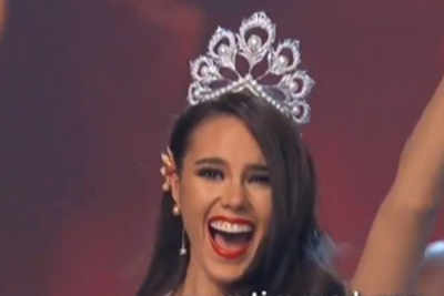Catriona Gray from Philippines  wins Miss Universe 2018
