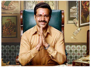 Emraan Hashmi 's new 'Cheat India' poster
