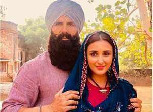 Akshay-Parineeti reveal 'Kesari' release date
