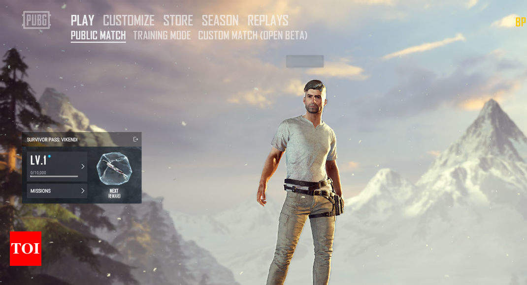 Pubg Mobile Vikendi Pubg Mobile To Get The New Snow Themed Vikendi