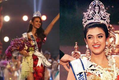 Sushmita Sen congratulates Miss Universe 2018 Catriona Gray