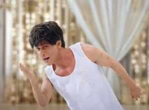 SRK's 'Zero' climax was shot at NASA?