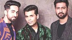 Koffee with Karan 6: Vicky Kaushal and Ayushmann Khurrana make interesting revelations