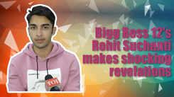 Bigg Boss 12: I never tried getting close to Srishty Rode, says Rohit Suchanti