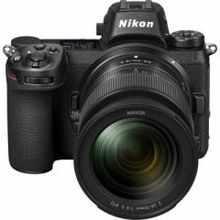 Nikon Z6 (Z 24-70 mm f/4 S Kit Lens) Mirrorless Camera