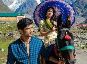 'Kedarnath' box-office collection Day 11: Sara Ali Khan and Sushant Singh Rajput's film rakes in another Rs 2 crore