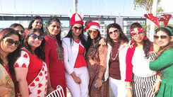 Jaipur moms get together for a fun-filled pre Xmas bash