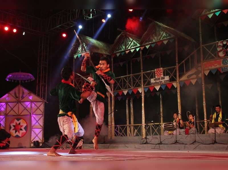 Cultural Fest Ovtave ends on a high note