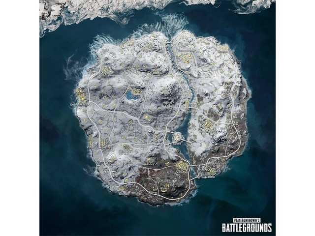 pubg mobile new map release date