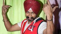 Actor Gurucharan Singh talks about how he keeps fit