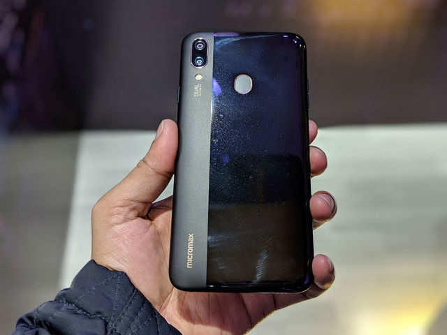 Micromax Infinity N11, Infinity N12 first impressions