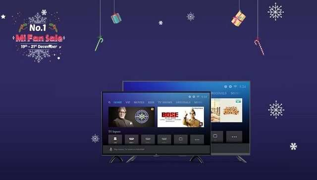 Xiaomi Mi fan sale: Discount and offers on TVs, smartphones and more