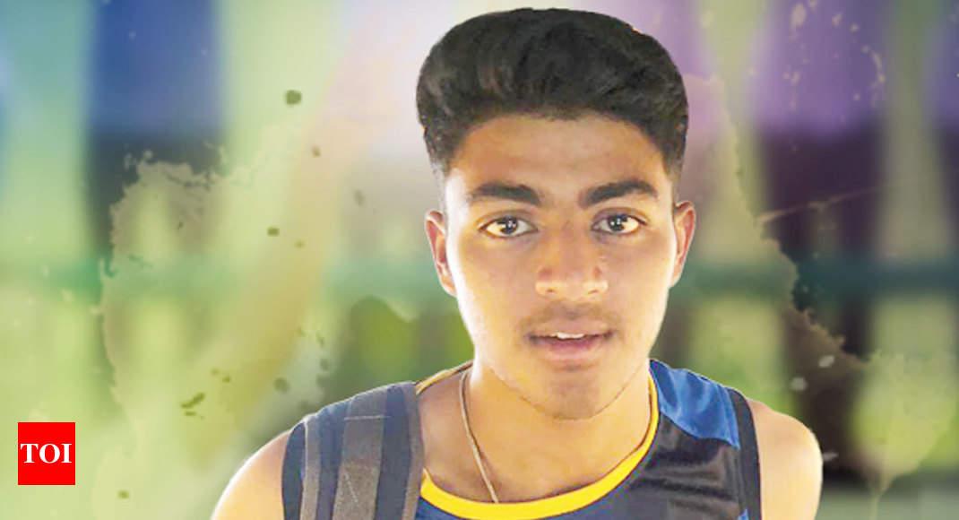 Prayas Ray Burman Ipl Bengal Teenager Prayas Ray Burman