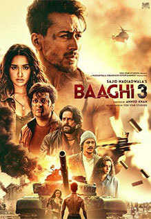Baaghi 3 Review 2 5 5 Tiger S Lethal Blows Let Down By Weak Writing