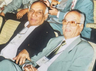 Karan Johar reminisces the golden days, shares photo of dad Yash Johar with Yash Chopra