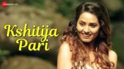 Latest Marathi Song Kshitija Pari Sung By Durgesh Patil
