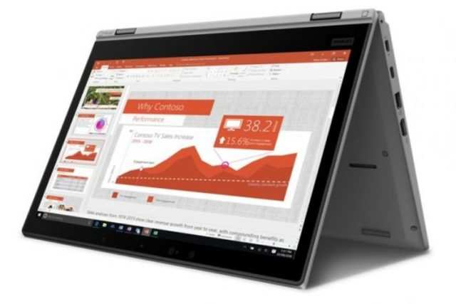 Lenovo ThinkPad L390 and L390 Yoga with 8th gen Intel Core processor announced