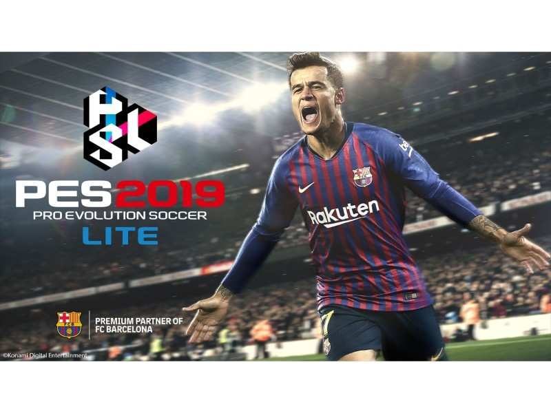 Konami launches a free-to-play PES 2019: Konami launches a
