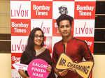 Nida Shaikh and Vijay Sonawane