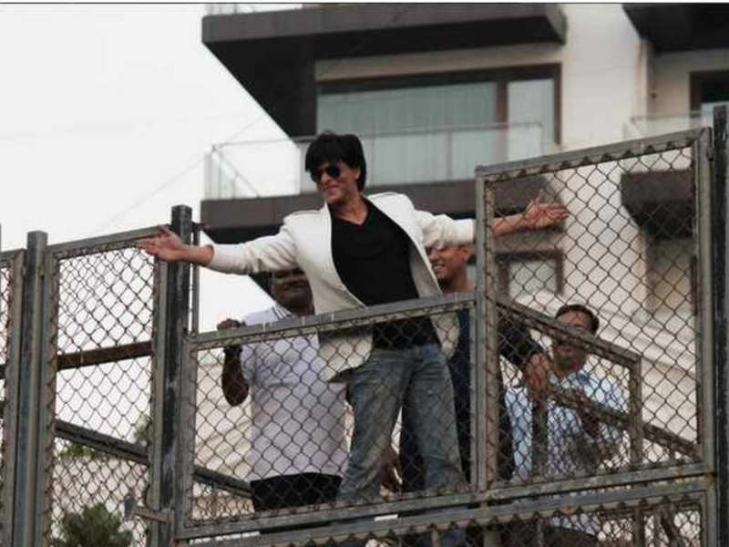 Did you know that 'Mannat' was not the first name Shah Rukh Khan ...