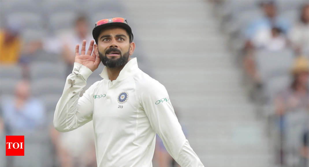 Virat Kohli doesn't need to tone down his aggression: Zaheer Khan - Times of India