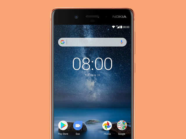 477500fd5 nokia 8 android 9 pie update  Nokia 8 finally gets Android 9 Pie OS ...