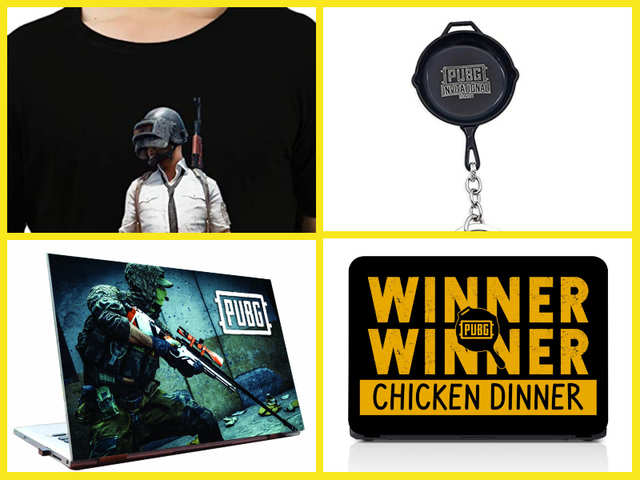pubg: You can now buy PUBG helmet, keychains, t-shirts and more