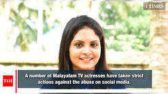 My reaction is the best punishment for the 'minor', says Gayathri Arun on the recent online abuse