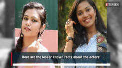 Facts about Kasthooriman actors that every fan must know