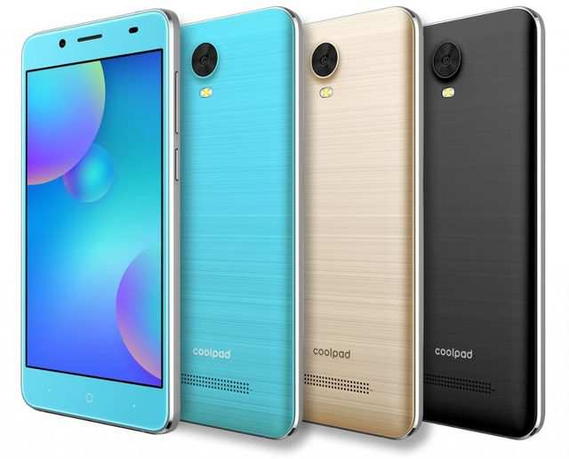 Coolpad Mega 5, Mega 5M, Mega 5C launched, price starts at Rs 3,999