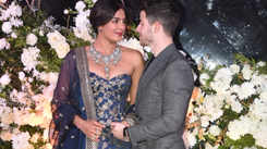 PeeCee and Nick Jonas' wedding celebrations are still on